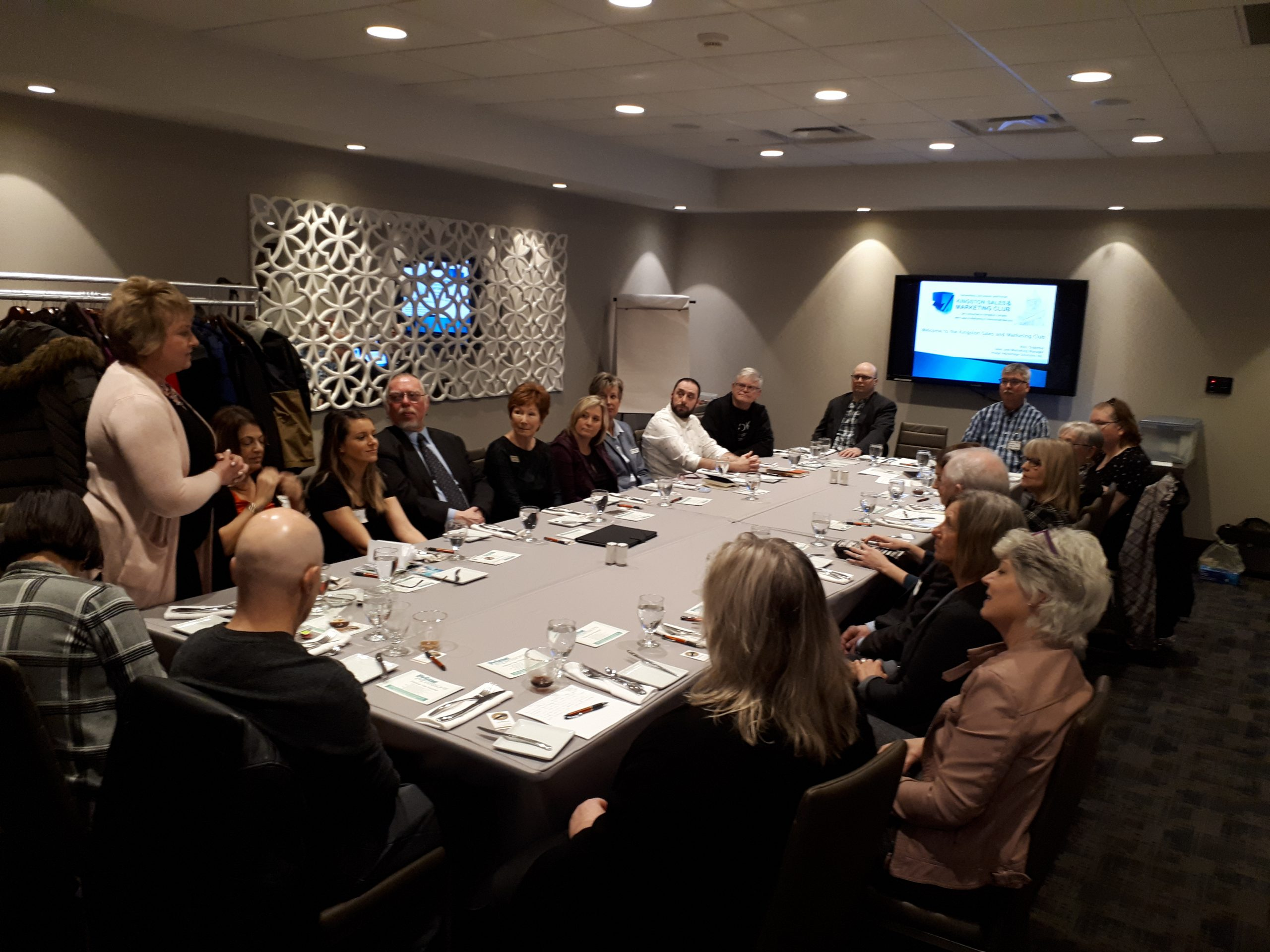 March 2020 Meeting of the Kingston Sales and Marketing Club